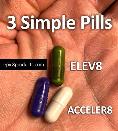 elev8 acceler8 pills combo pack