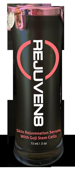 Rejuven8 by Bepic Skincare bottle