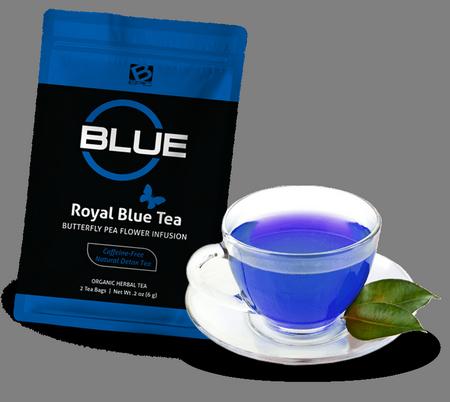 Royal Blue Tea - weight loss & Detox Tea